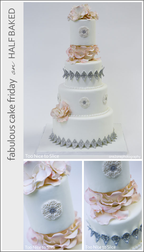 Wedding Cake by Too Nice to Slice