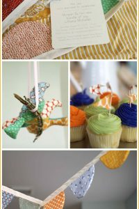 Real Party: Sewing Baby Shower