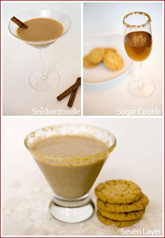 Cookie Cocktail Recipes