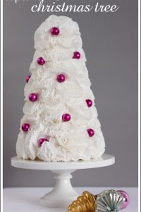 Fab Find: Cupcake Liner Christmas Tree