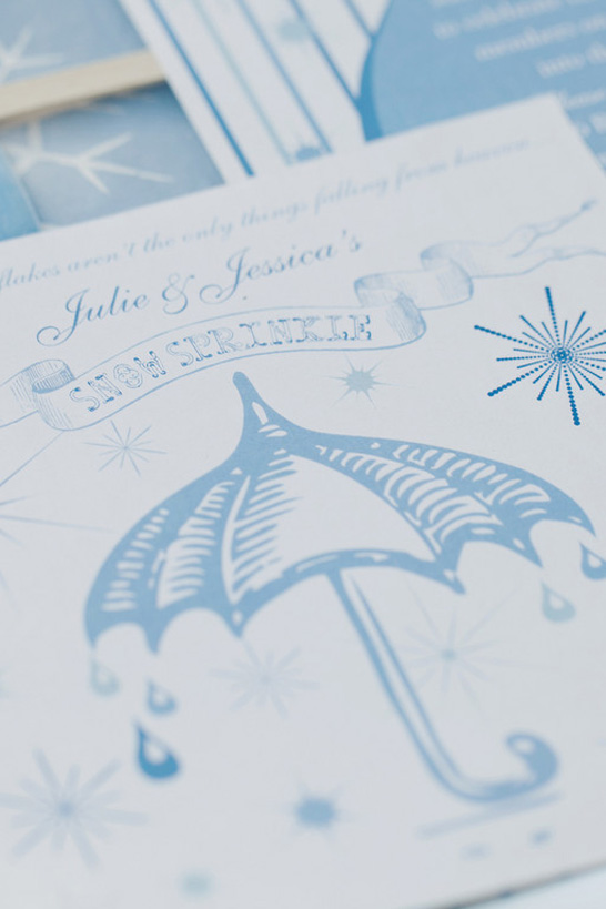 Snow Sprinkle Baby Shower   by Alchemy Fine Events