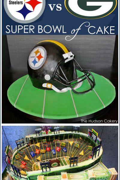 Super Bowl of Cake