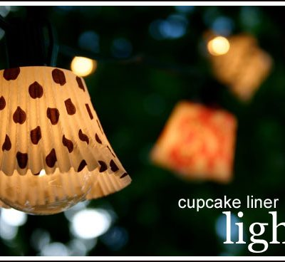 Fab Find: Cupcake Lights
