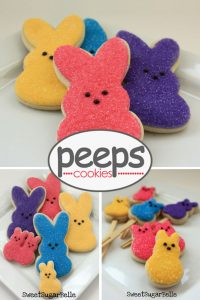 Sweet Treat: Peeps Cookies
