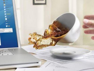 Laptop + Water = BAD NEWS