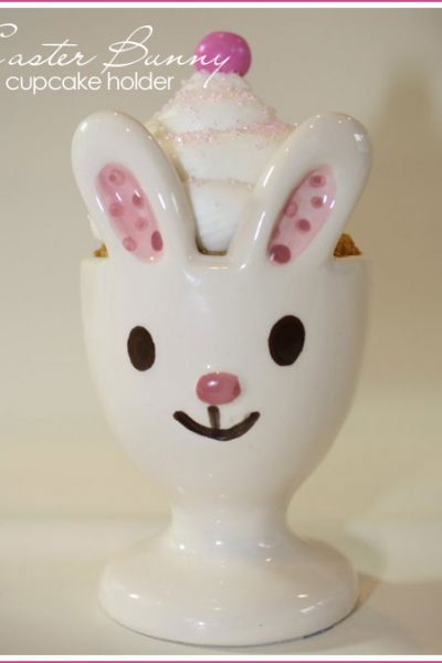 Fab Find: Bunny Cupcake Holder
