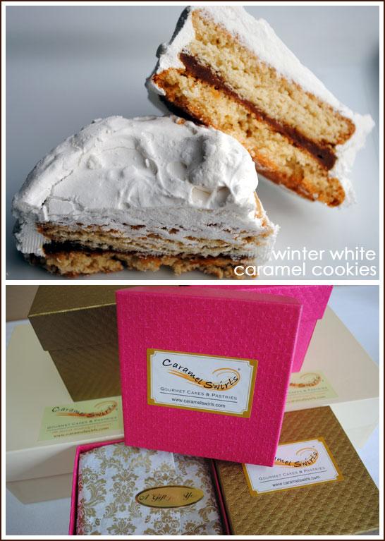 Caramel Swirls Gourmet Cakes & Pastries