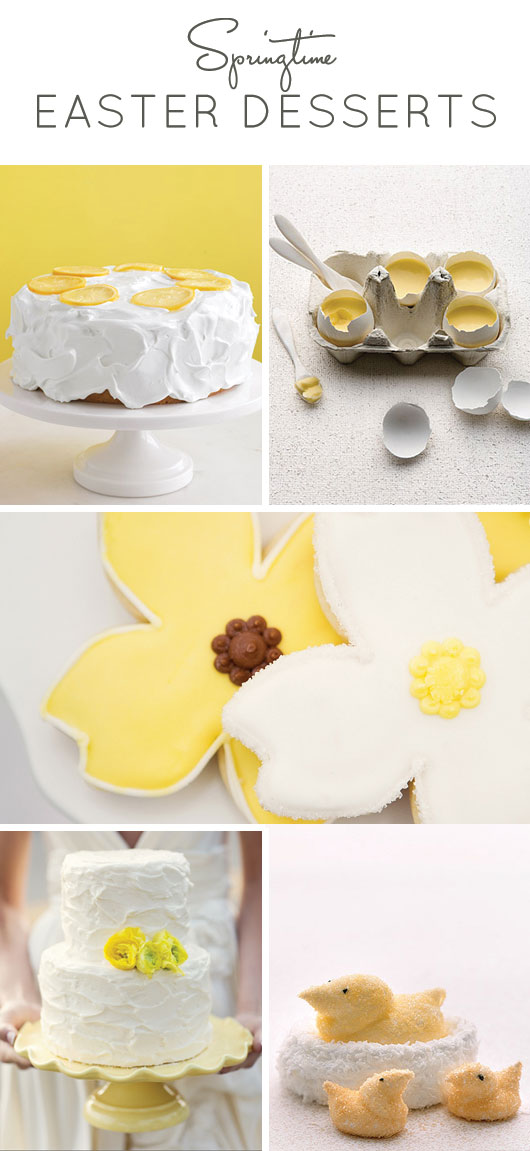 Easter Dessert Recipes | What to make for Easter Dessert