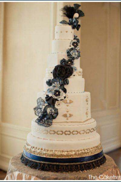 Fabulous Royal Inspired Cake