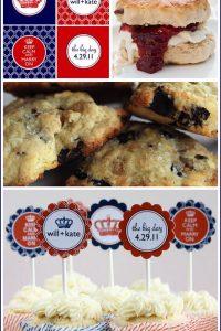 Royal Wedding Dessert Ideas