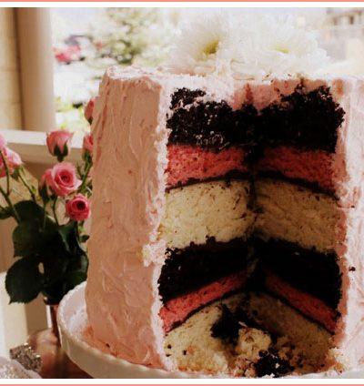 Real Party: Neapolitan Birthday