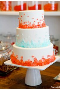 Rock Candy Cake by Cocoa & Fig