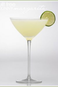Skinny Guilt Free Margarita by Partida Tequilla