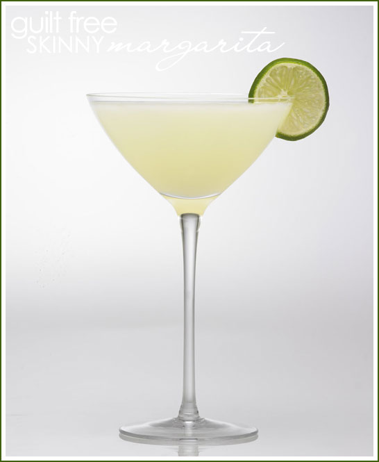 Skinny Guilt Free Margarita by Partida Tequila