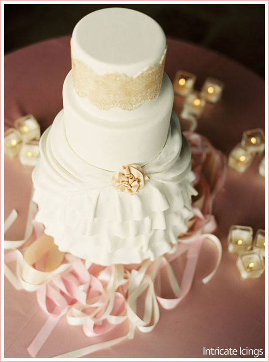 Ballerina Cake by Intricate Icings