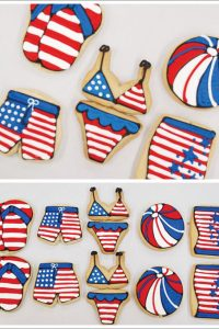 Patriotic Cookies by Bundles of Cookies