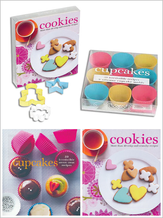 Cookie & Cupcake Kits