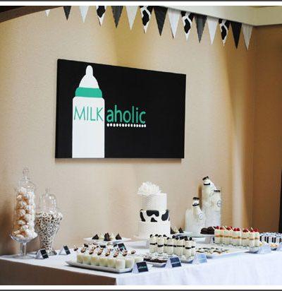 Milkaholic Sip & See