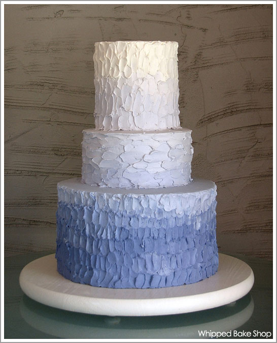 Ombre Cake by Whipped Bake Shop