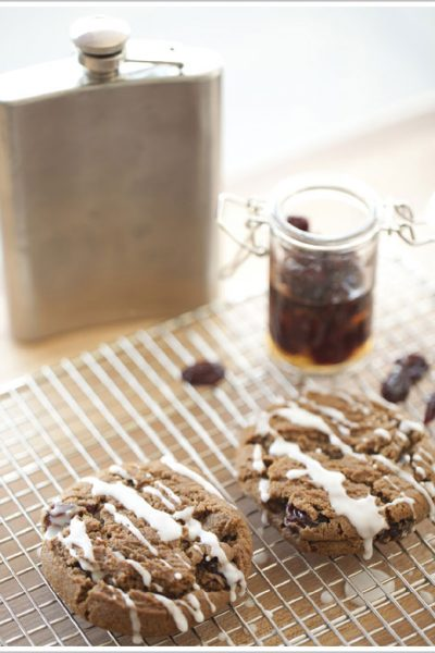 Recipe: Whiskey Ginger Cookie