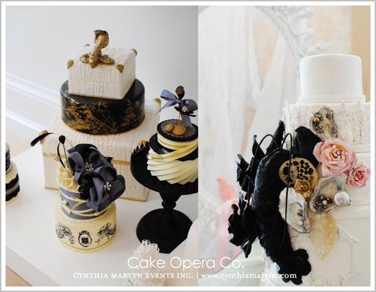 Cake Opera Co. Cakes