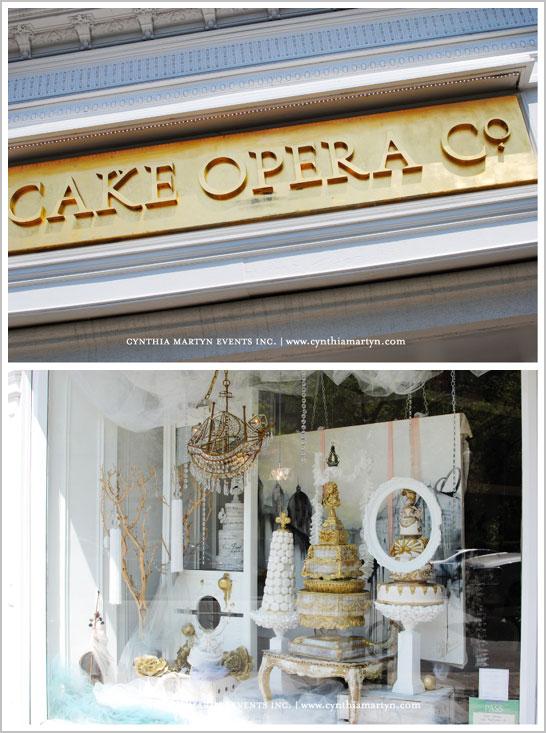 Cake Opera Co. in Toronto