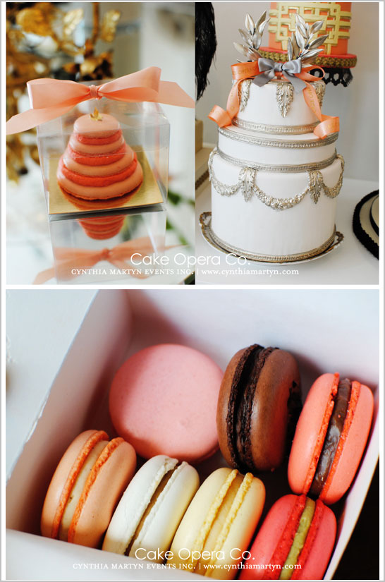 Macarons by Cake Opera Co.