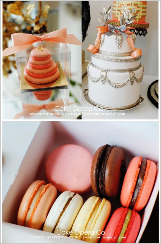 Macarons by Cake Opera Co.