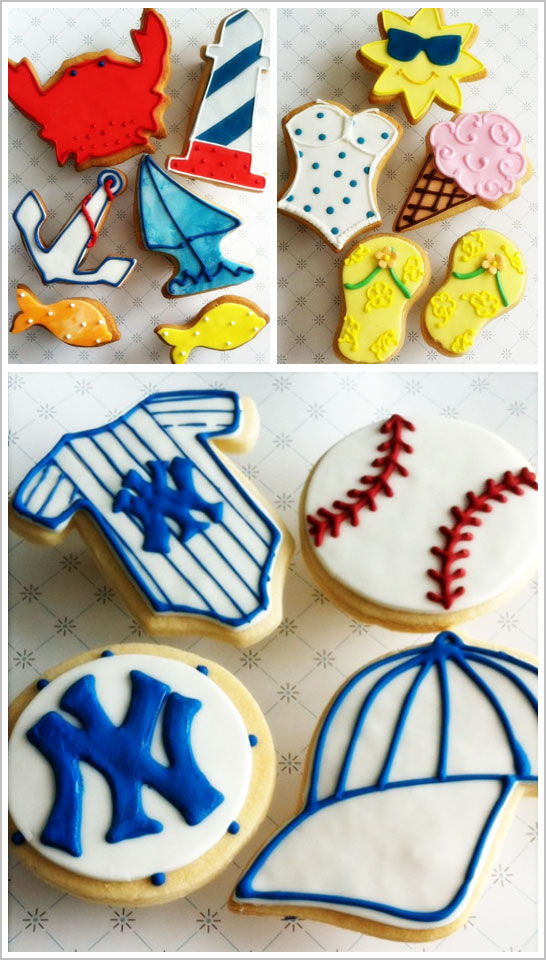 Summer Cookies by The Sugar Chic