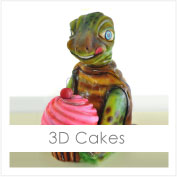 3D Cakes