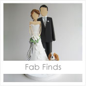Fabulous Wedding Cake Finds