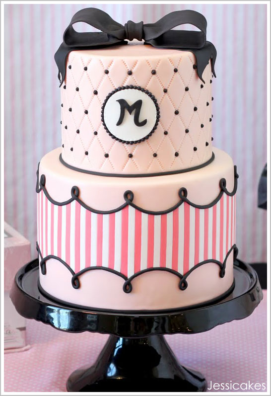 Maddie's Fashion Fairytale | The Cake Blog