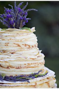 300 Layer French Crepe Cake