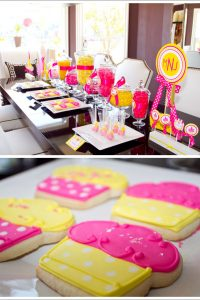 Little Sunshine 1st Birthday Party