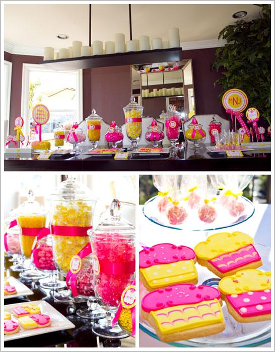 Little Sunshine 1st Birthday Party
