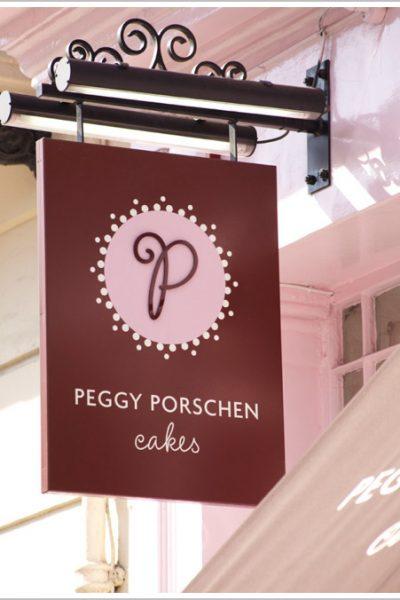 Bakery Tour: Peggy Porschen Cakes