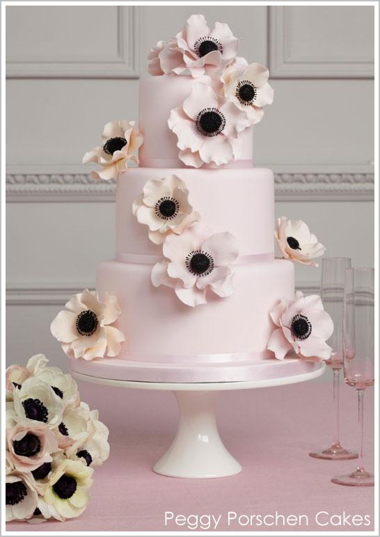 Pink Anomie Cake by Peggy Porschen