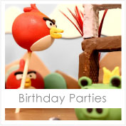 Real Birthday Parties
