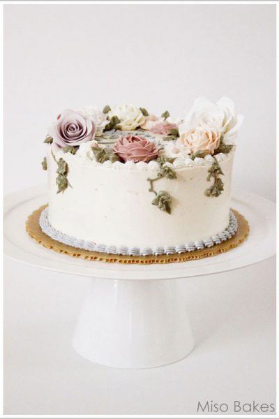 Sweet Snippets: Using Leftover Buttercream
