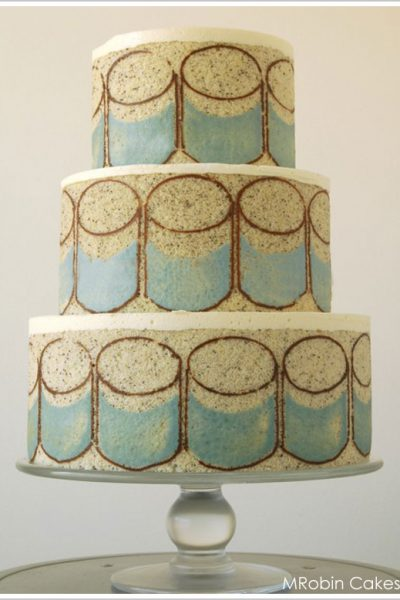 Bold, Daring & New: Entrement Cakes