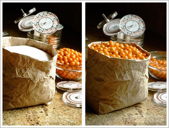 DIY Halloween Centerpiece using The Pastry Pedestal