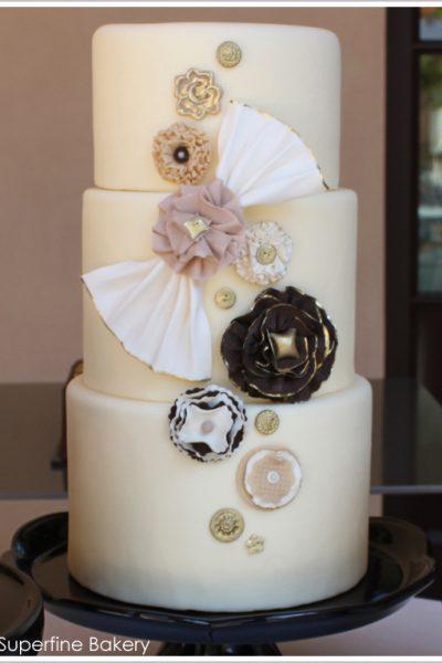 Cake Trend: Cake Trios (Part II)