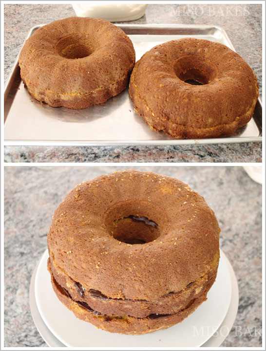 Rustic Pumpkin Bundt Cake Tutorial