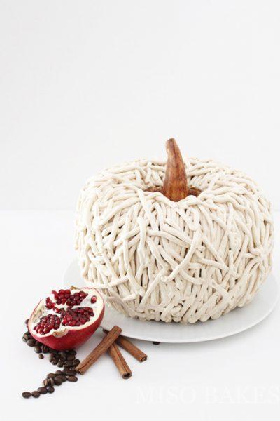 Rustic Pumpkin Bundt Cake