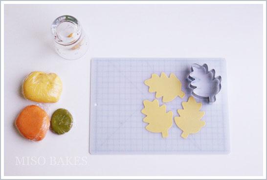 3D Autumn Wreath Cake Tutorial