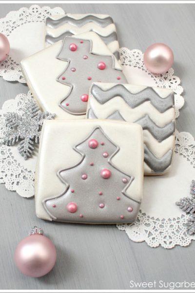 DIY: Modern Christmas Cookies