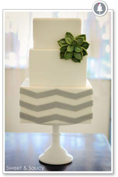 Cake Trend: Succulents
