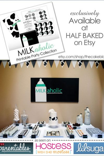 MILKaholic Now Available!!