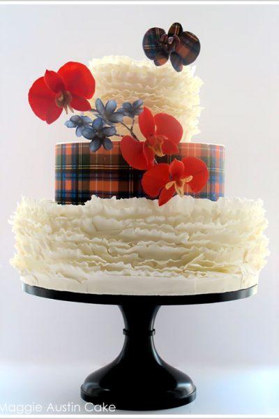 The 3rd Cake of Christmas