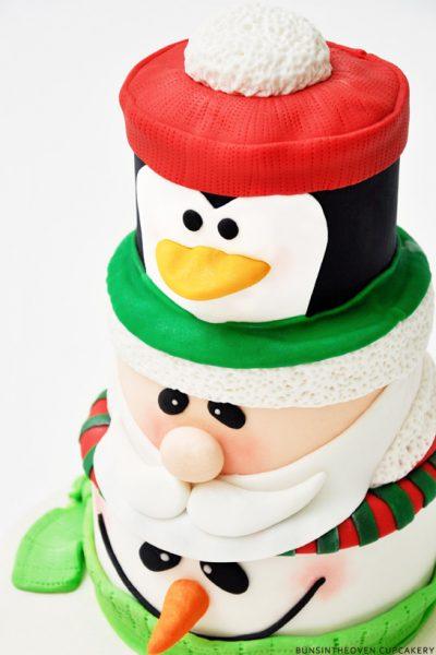 The 8th Cake of Christmas